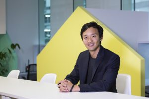 John Kim, Managing Partner, Amasia